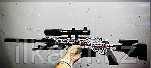 """Снайперская винтовка АХ-50 """"Граффити'"""