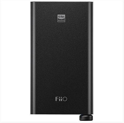 Усилитель для наушников FiiO Q3, 115dB, 20Hz-90kHz, 3.5/2.5/4.4mm jack, USB Type-C, внешний