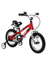 """ROYAL BABY Велосипед двухколесный SPACE NO.1 ALLOY 18"""" Красный RED"""