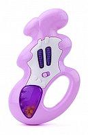 PITUSO Развивающая игрушка-погремушка КРОЛИК (сиреневый) (свет,звук) 13*9 см (в кор.144 шт)
