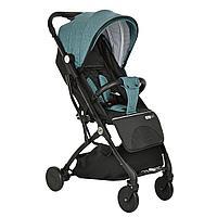 PITUSO коляска детская прогулочная  VOYAGE Black/Green /Черный/Зеленый, фото 1