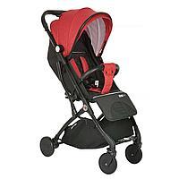 PITUSO коляска детская прогулочная  VOYAGE Black/Red /Черный/Красный