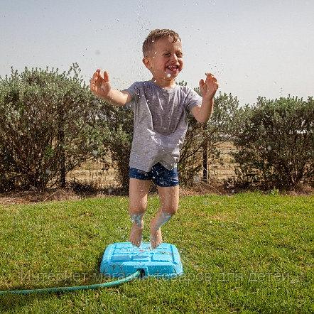 PALPLAY Платформа для игр с водой на свежем воздухе Step'n Splash (38,5*38,5*8h) (5 шт.в кор.)