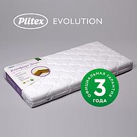 PLITEX Матрас в кроватку EVOLUTION КОМФОРТ-ЭЛИТ (119х60х10см), фото 1