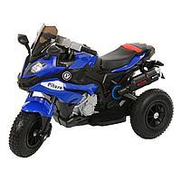 PITUSO Электромотоцикл HLX2018/2, 12V/7Ah*1,колеса надув.,108х46х76 см, Blue/ Синий (музыка,свет), фото 1