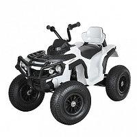 ZHEHUA Электро-Квадроцикл 12V/7Ah, 35W*2, надувные колеса, Белый/WHITE, фото 1