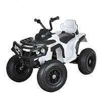 ZHEHUA Электро-Квадроцикл 12V/7Ah, 35W*2, надувные колеса, Белый/WHITE
