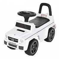 PITUSO Каталка Mercedes-Benz G63 White/Белый