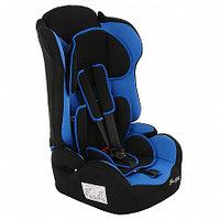BAMBOLA Удерживающее устройство для детей 9-36 кг PRIMO Черный/Синий 2шт/кор, фото 1
