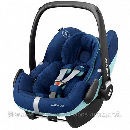 Maxi-Cosi  Удерживающее устройство для детей 0-13 кг Pebble Pro Essential Blue голубой 2шт/кор