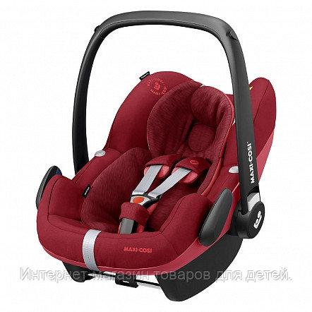 Maxi-Cosi  Удерживающее устройство для детей 0-13 кг Pebble Pro Essential Red красный 2шт/кор