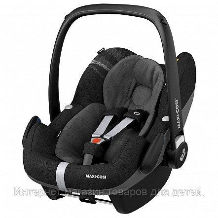 Maxi-Cosi  Удерживающее устройство для детей 0-13 кг Pebble Pro Frequency Black черный 2шт/кор