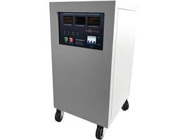 Стабилизатор напряжения сервоприводный напольный, трехфазный, Magnetta, PDR-20000VA , (PDR-20KVA)