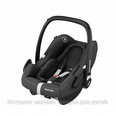 Maxi-Cosi Удерживающее устройство для детей 0-13 кг Rock Essential Black черный 2шт/кор