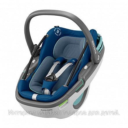 Maxi-Cosi Удерживающее устройство для детей 0-13 кг Сoral  Essential Blue/голубой 2шт/кор