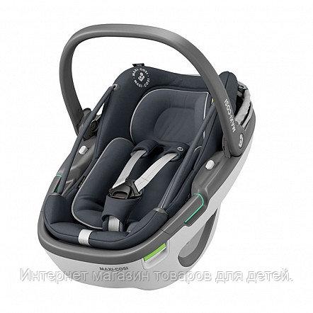 Maxi-Cosi Удерживающее устройство для детей 0-13 кг Сoral Essential Graphite/графитовый 2шт/кор