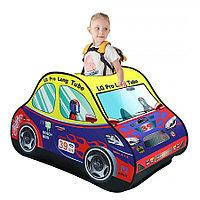 PITUSO Дом + 50 шаров Гоночный автомобиль,118*72*68см,18 шт.в кор.