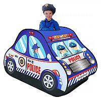 PITUSO Дом + 50 шаров Полицейская машина,118*72*68см,18 шт.в кор.