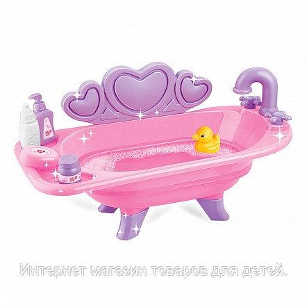 """PITUSO Набор """"Ванночка для кукол"""" (батар.) 48*24*25 см (в кор. 24 шт.)"""