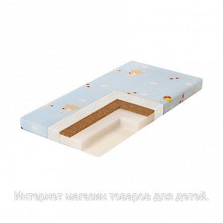 PLITEX Матрас в кроватку ЮНИОР-PREMIUM (119х60х7см)