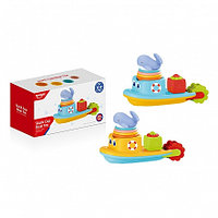 HAUNGER Набор игрушек для ванной КАТЕРОК (в кор.36 шт)