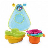 PITUSO Набор игрушек для ванной МОРСКИЕ ЖИВОТНЫЕ (в кор.24 шт)