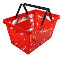 Корзина покупательская, FROSTERA 425x295х225мм, пластик, 21Л