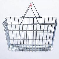 Корзина покупательская FROSTERA 400х300х220мм, металическая, 20Л