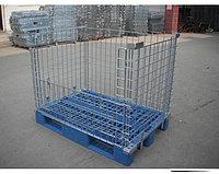 Проволочный контейнер на европоддон FROSTERA YRD-WC1
