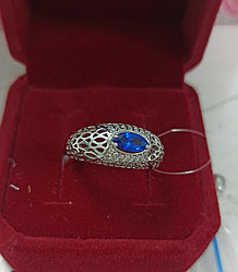 Кольцо серебро. размер кольца 17, 5.