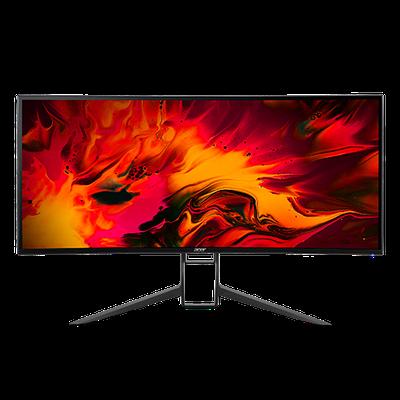 """Монитор 34"""" Acer NITRO XR343CKPbmiipphuzx, Black, IPS, 3440x1440@180Hz, 400кд/м2, 1ms, 2xHDMI, 2xDP"""