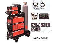 Инверторный сварочный аппарат Magnetta MIG-500P