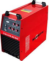 Инверторный сварочный аппарат Magnetta, TIG-315 AC/DC MOSFET