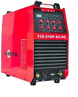 Инверторный сварочный аппарат Magnetta, TIG-315 P AC/DC MOSFET