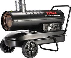 Дизельный нагреватель непрямого действия, 30 кВт Magnetta, ZB-H100