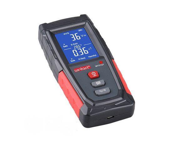Индикатор электромагнитного поля. Измеритель уровня электромагнитного фона и излучения