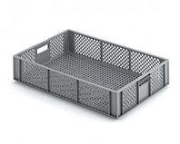 Коробка RINGOPLAST для овощей и фруктов 600x400x121