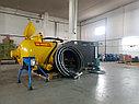 Комплект оборудования для полусухой стяжки пола ( 500 л., 6 м3/мин ), фото 2