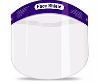 Щиток защитный лицевой с обычным экраном