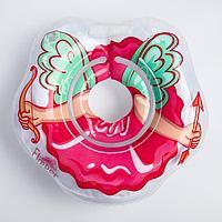 Надувной круг на шею для купания малышей Flipper, «Ангел»