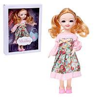 Кукла классическая шарнирная «Варя» в платье