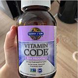 Vitamin Code витамины для беременных 180 капсул. Raw prenatal, фото 4