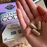 Vitamin Code витамины для беременных 180 капсул. Raw prenatal, фото 3