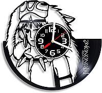 Настенные часы Princess Mononoke Принцесса Мононоке, подарок фанатам, любителям, 2382