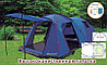 Люкс четырехместная палатка Min Mimir x-ART 1600w-4, доставка, фото 3