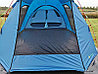 Двухкомнатная 6-местная палатка ЛЮКС MIN Mimir X-ART 1600w-6, фото 3