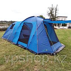 Двухкомнатная 6-местная палатка ЛЮКС MIN Mimir X-ART 1600w-6