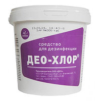 Дезинфицирующее средство ДЕОХЛОР в виде таблеток (300таб)