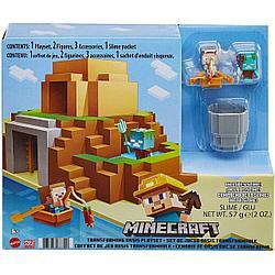 Minecraft Мини-Набор Трансформирующийся оазис, GYR75
