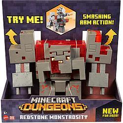 """Minecraft Фигурка Майнкрафт Подземелье """"Монстр из подземелья"""", 19 см"""
